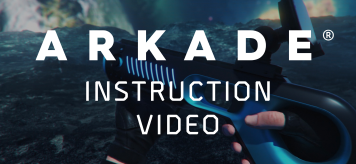 Arkade Blaster Instruction Video