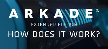 Arkade Blaster – Extended Motion