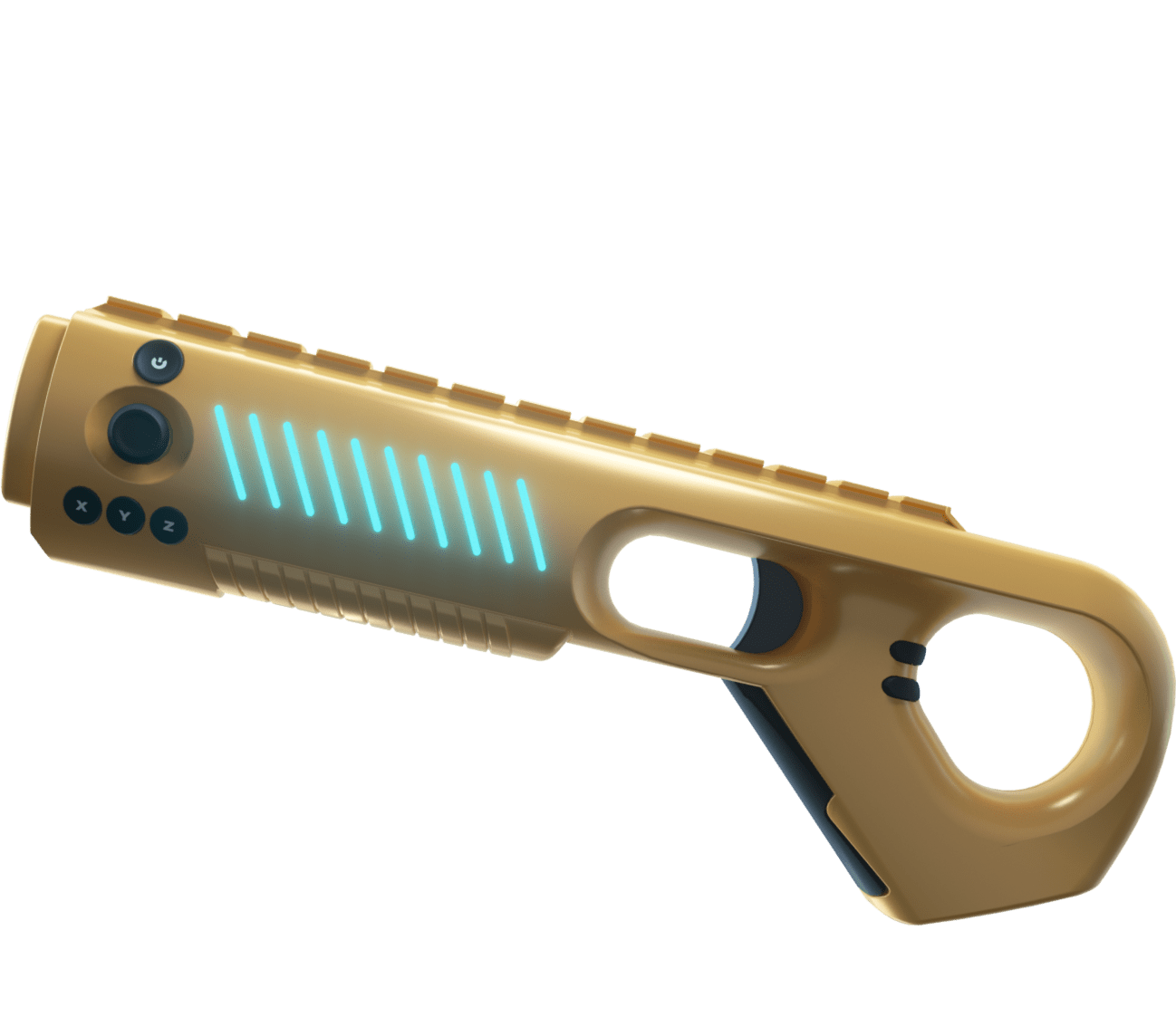 Arkade Motion Blaster gold